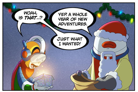 Happy Holidays from Bravoman!
