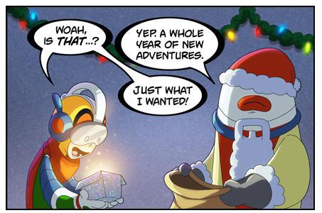 Happy Holidays from Bravoman!