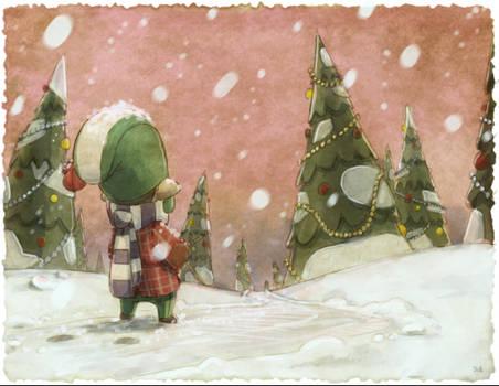 A Thomas Christmas Adventure! pt 2