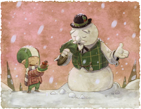A Thomas Christmas Adventure! pt 3