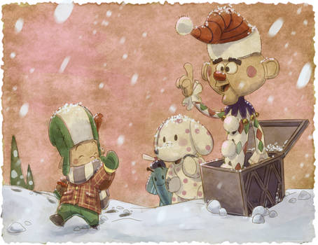 A Thomas Christmas Adventure! pt 4