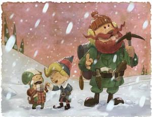 A Thomas Christmas Adventure! pt 5