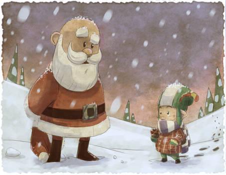 A Thomas Christmas Adventure! pt 6