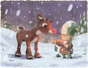 A Thomas Christmas Adventure! pt 7