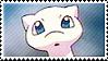 Mew Stamp by Sakulei