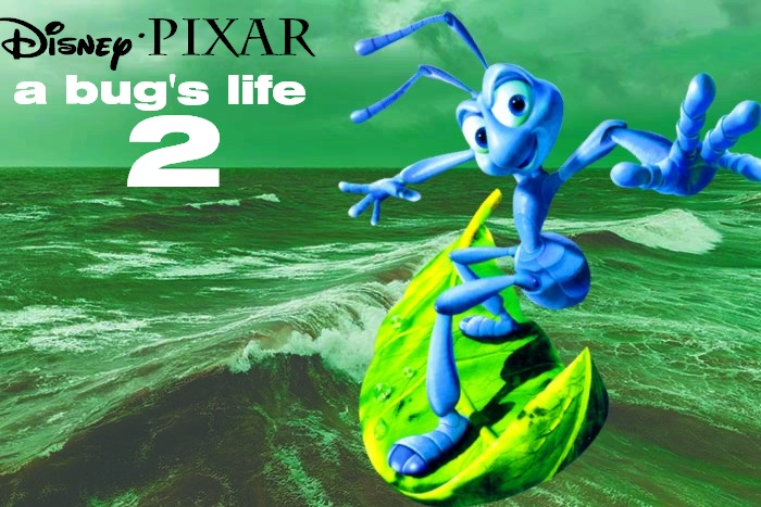 A Bug S Life 2 2002 Uk Poster By Kadeklodt On Deviantart