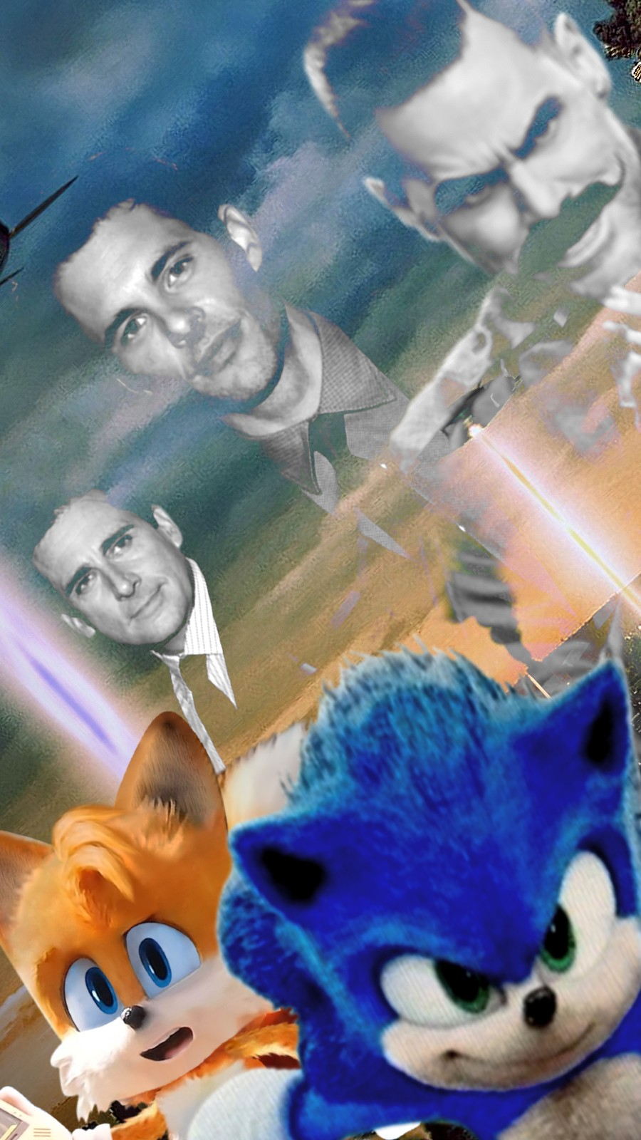 Sonic The Hedgehog Part Ii 2022 By Kadeklodt On Deviantart