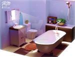 Faunerd's Bathroom 3D