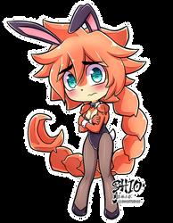 Rex Bunny Suit