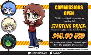 Chibi Commissions OPEN