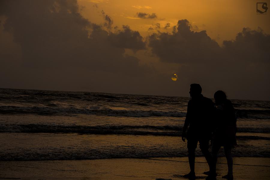 Romantic Sunset by ShivamSinghal