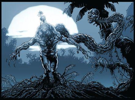 Frazetta's Dark Kingdom pt 3 by dynapop