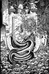 Medusa - Print Available by dynapop