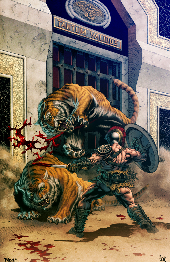 Gladiator by dynapop