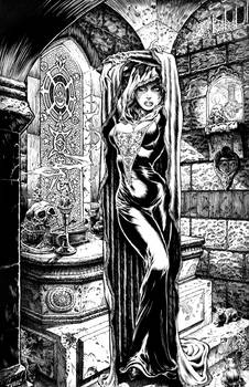 Crypt - Print Available