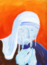 The Melting Of Mother Teresa