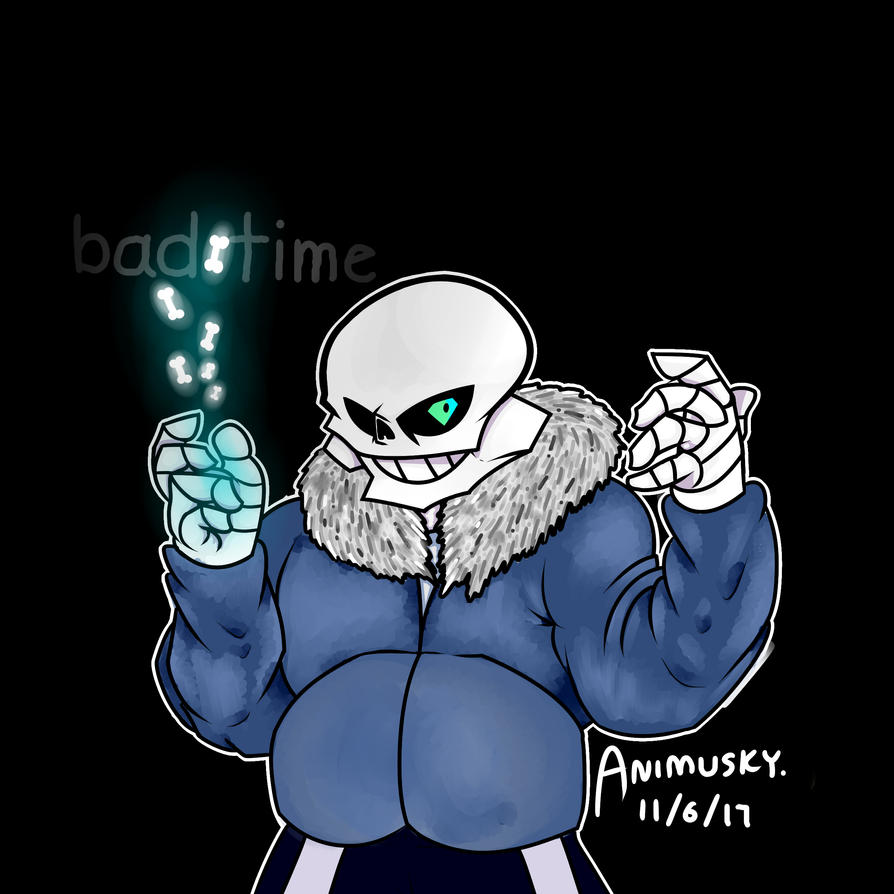 Sans Re-remastered by Animusky