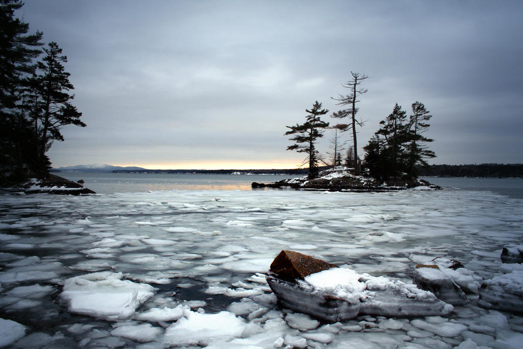 Cold Bays II by BobVPR