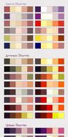 Seasons color PALETTES
