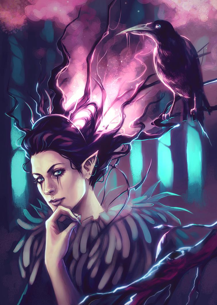 Lady Winter by SirWendigo