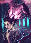 Lady Winter by DocWendigo