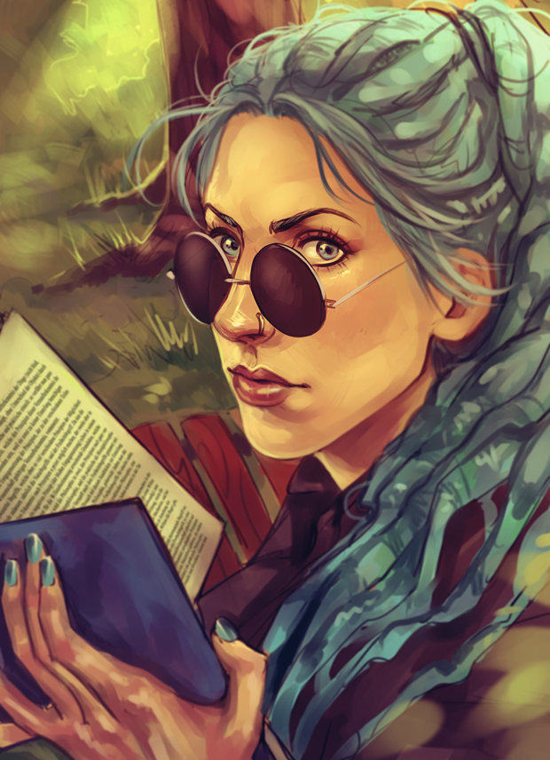 What are you reading? by SirWendigo