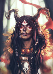Voodoo by DocWendigo