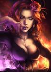 Bloody Queen by DocWendigo