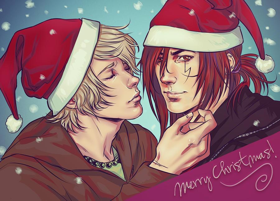 Merry Christmas 2012! by SirWendigo