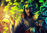 Dark Ritual by DocWendigo