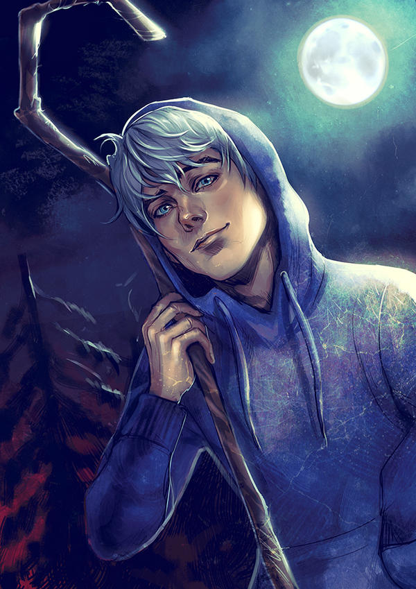 Jack Frost by SirWendigo