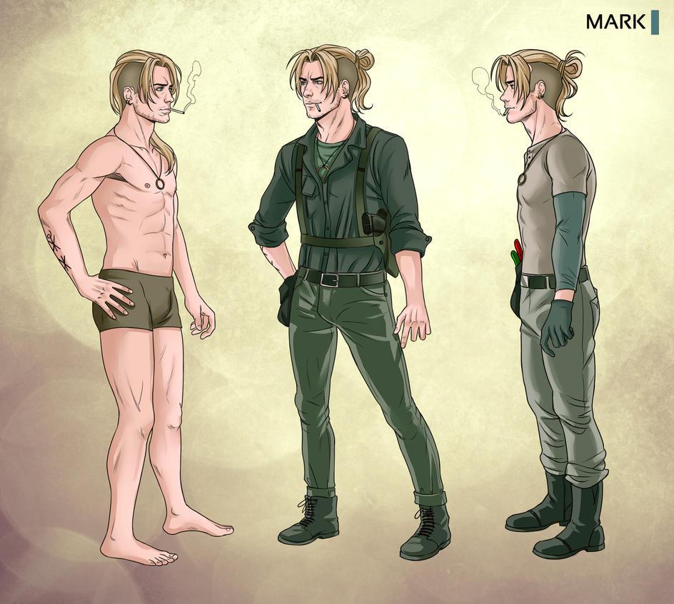 Mark Koch - Outfit Design by SirWendigo
