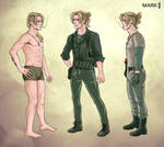 Mark Koch - Outfit Design