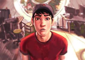Tadashi hamada - Big Hero 6