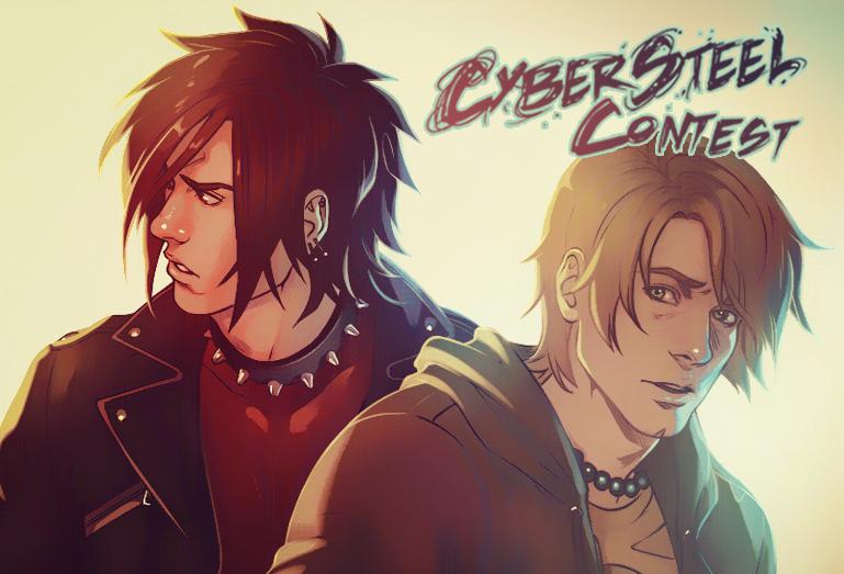 Cybersteel Contest Cut by DocWendigo