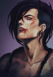 Blood thirst by DocWendigo