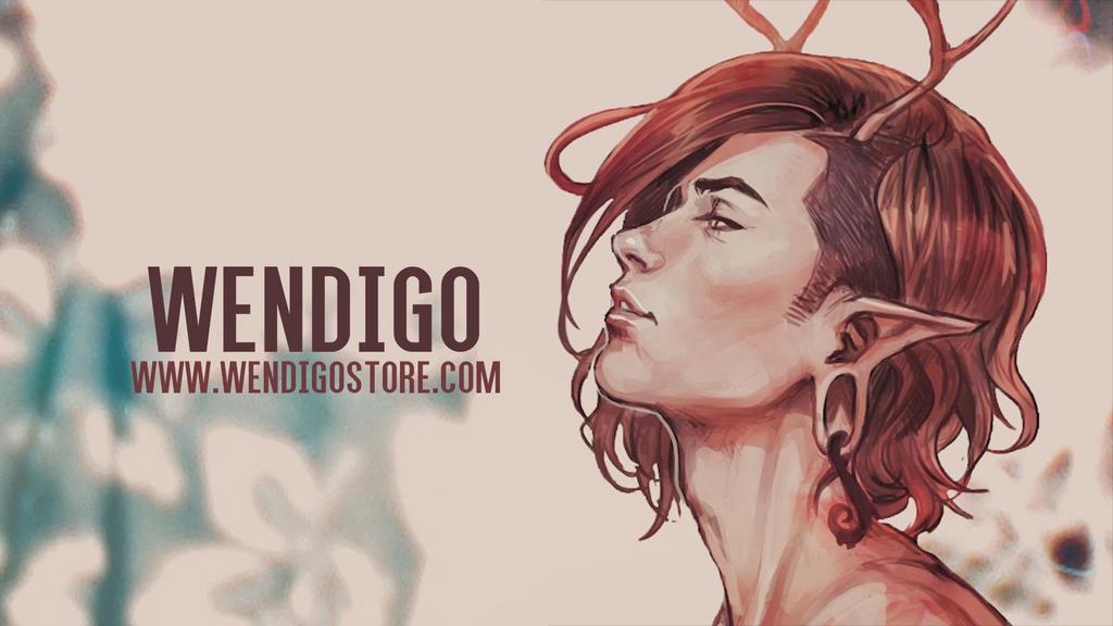 Grafica Wendigostore by DocWendigo