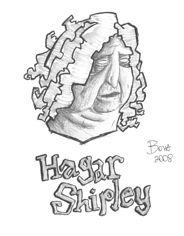 What is Hagar's character in The Stone Angel?