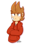 Angry Boi //Eddsworld//