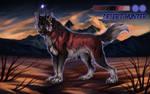 Adopt Desert Hunter AUCTION (SB $15) (CLOSED)