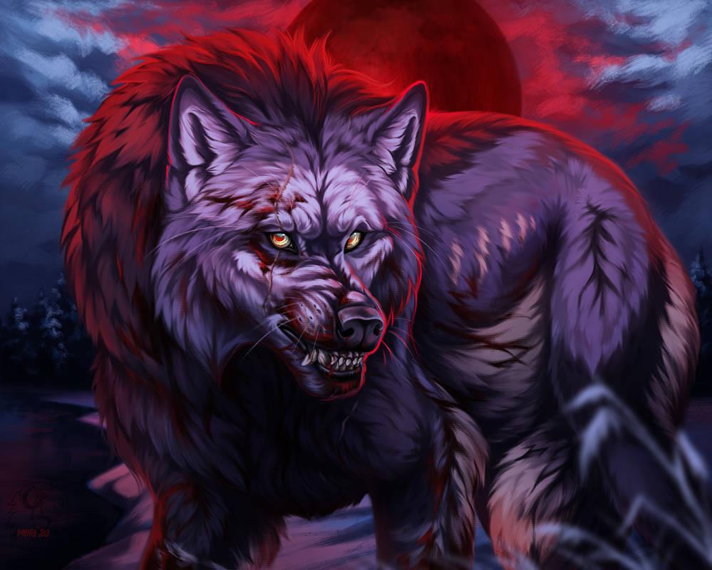 Blood moon [YCH]