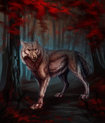 Red Forest [YCH]
