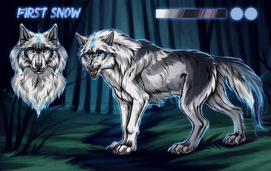 Adop First Snow AUCTION (SB $15) (CLOSED)