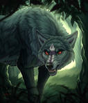 Lurking wolf [YCH]