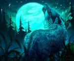 Starry Night [YCH]