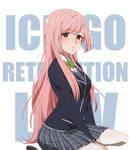 Fanart: Ichigo [RETRIBUTION LAW]