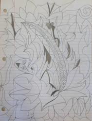 Tribal(?) drawn by Auti