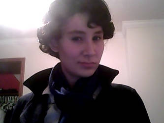 Sherlock WIP by QuietCharms