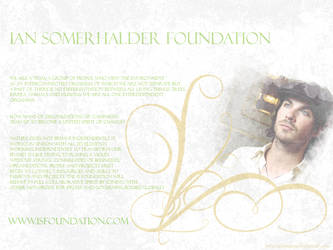 Ian Somerhalder Foundation by Mimozami