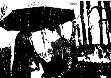 Delena Umbrella by Mimozami